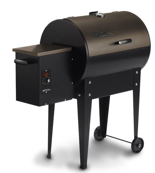 Traeger Junior Elite Pellet barbecue Grill with Digital Thermostat Controller | Pellet Barbecue Grills