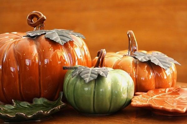 Thanksgiving Table Centerpiece Decor Ideas