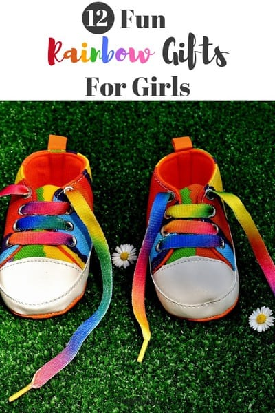 Fun Rainbow Gifts for Girls