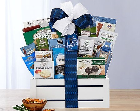 Wine Country Thanks a Million Gift Basket